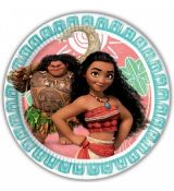 Tanier party - VAIANA (MOANA), 8ks/bal