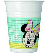 Poháre Minnie 8ks/bal 200ml