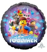 Fol.balon The Lego movie 2, 43cm